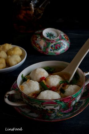 Chinese Fishballs