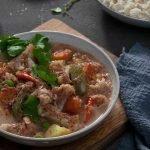 Eurasian Corned Beef Stew
