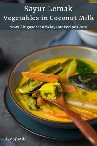 sayur lemak recipe