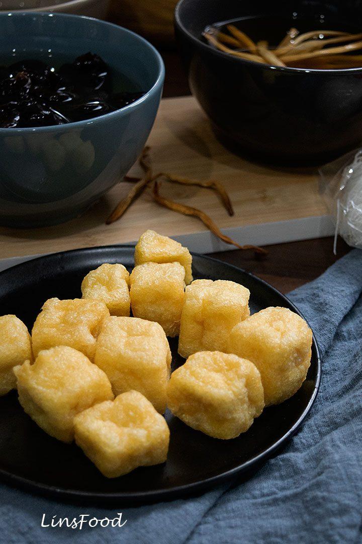 Puffed Tofu